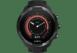 SUUNTO 9 Baro Multisport-GPS-Uhr, Schwarz