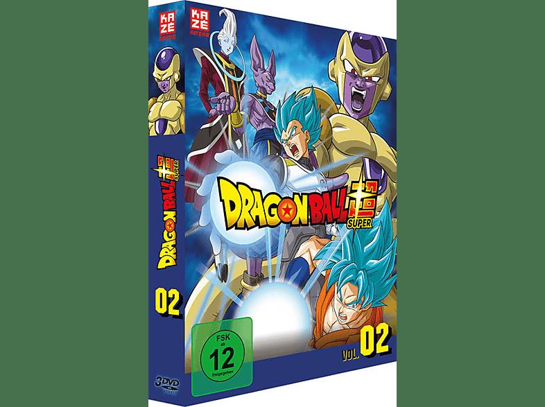 Dragonball Super - 2. Arc: Goldener Freezer [DVD]