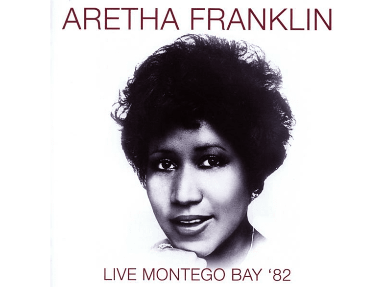 Aretha Franklin - LIVE MONTEGO BAY 82 [CD]
