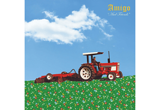 Amigo - AND FRIENDS  - (CD)