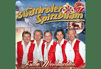 Orig. Südtiroler Spitzbuam - Frohe Weihnachten-Weihnacht in den Bergen  - (CD)