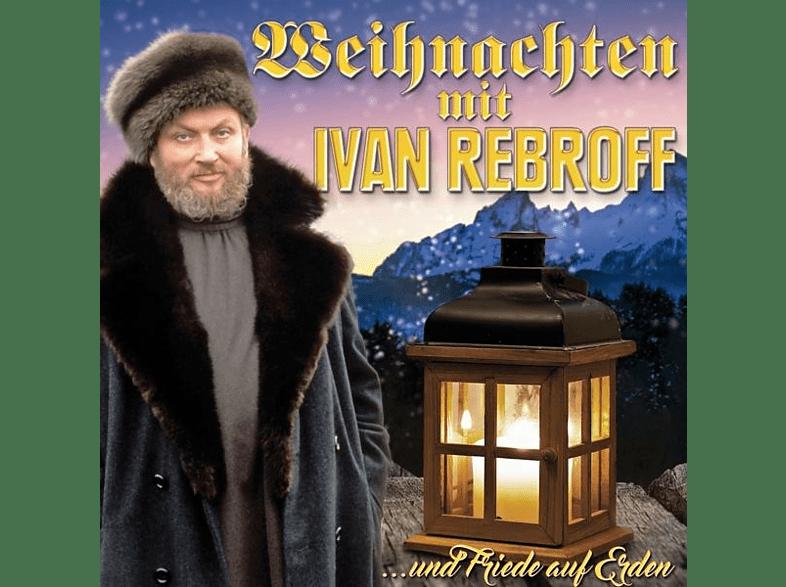 Ivan Rebroff - Weihnachten mit Ivan Rebroff...und Friede auf Erd [CD]