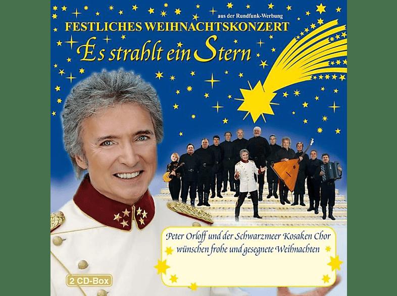 Peter Orloff, Der Schwarzmeer Kosaken Chor - Es strahlt ein Stern [CD]