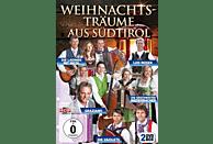 VARIOUS - Weihnachtsträume aus Südtirol-Folge 1+2 [DVD]