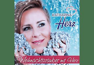 Katharina Herz - Weihnachtszauber mit Herz  - (CD)