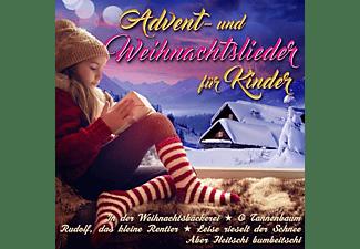 VARIOUS - Advent-und Weihnachtslieder für Kinder  - (CD)