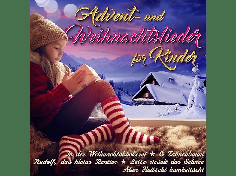 VARIOUS - Advent-und Weihnachtslieder für Kinder [CD]