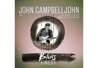 John Campbell - Blues Finest - (CD)