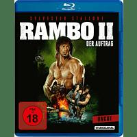 Rambo II - Der Auftrag [Blu-ray]