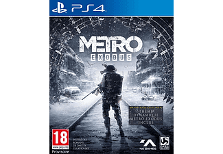 PS4 - Metro Exodus: Day One Edition /F