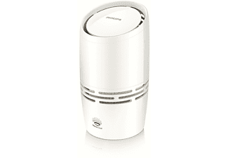 Humidificador - Philips HU4706/11, 150 ml/h, Capacidad 1,3 L, Blanco