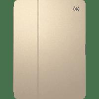 SPECK Folio Tablethülle, Bookcover, 9.7 Zoll, White Gold/Graphite Grey