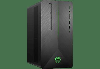 PC Gaming - HP Pavilion 690-0027ns, Intel® Core i5-8400, 8 GB RAM, 128 GB SSD + 1 TB HDD, GTX