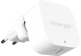 INNERGIE PowerJoy 30C USB-C Wall Charger Netzteil Universal, 110-240 Volt 30 Watt, Weiß