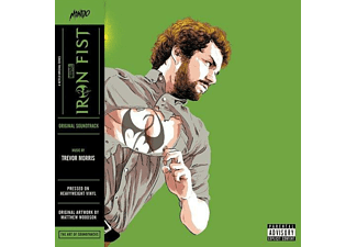 Trevor Morris - Marvel's Iron Fist (180g LP) - (Vinyl)