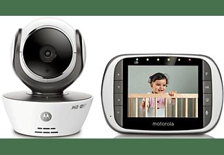 """Vigilabebés - Motorola MBP853, Cámara, WiFi, 300 metros, LCD 3.5"""" en color, Visión nocturna"""