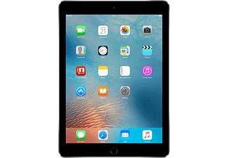 "Apple iPad Pro (2016), 32 GB, Gris espacial, WiFi, 9.7"" Retina, 2 GB RAM, Chip A9X, iOS"