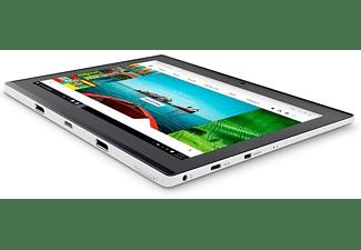 "Convertible 2 en 1 - Lenovo MIIX 320-10ICR, 10.1"", HD, Intel® Atom™, 4 GB RAM, 128 GB eMMC, Plateado"