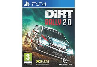 PS4 - DiRT Rally 2.0: Day One Edition /F