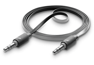 Vivanco 37853 2m 3.5mm 3.5mm Negro cable de audio