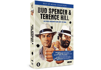 Bud Spencer & Terence Hill: Best of Movie Collection - DVD