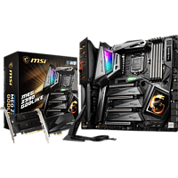 MSI MEG Z390 Godlike Mainboard