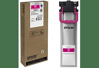Cartucho de tinta - Epson C13T944340, 19.9ml, 3000 Páginas, Magenta