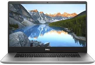 DELL Insprion 15 5580, Notebook mit 15.6 Zoll Display, Core™ i5 Prozessor, 8 GB RAM, 2 TB HDD, GeForce® MX150, Platin/Silber