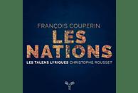 Les Talens Lyriques, Christophe Rousset - Les Nations [CD]