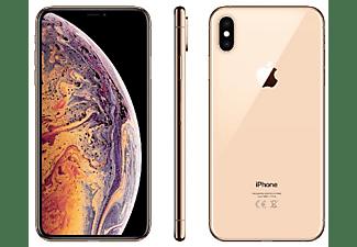 "Apple iPhone XS Max, Oro, 64 GB, 4 GB RAM, 6.5"" OLED Super Retina HD, Chip A12 Bionic, iOS"