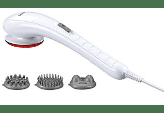 Masajeador - Beurer MG 21 Masaje con calor por infrarrojos, 3 adaptadores de masaje