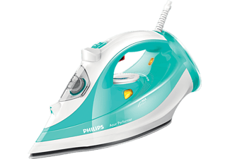Plancha de Vapor - Philips GC 3811/70 Potencia 2400W, Suela Steam Glide Plus