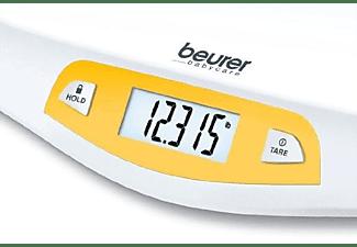 Báscula de baño para bebe - Beurer BY 80, 20KG, Pantalla LCD