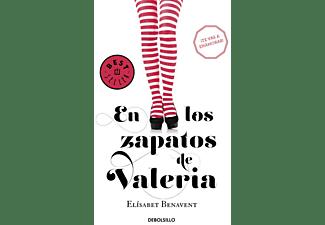 En los Zapatos de Valeria (Serie Valeria Vol. 1) - Elísabet Benavent