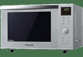 Horno microondas - Panasonic NN-DF 385 MEPG, 23 Litros, Grill, Pantalla LCD