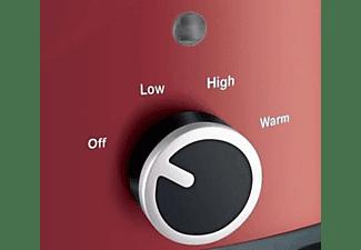Olla de cocción lenta - CrockPot SCV400RD-050 Potencia 210W, Capacidad 3.5L, 2 niveles