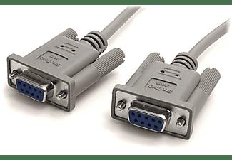 Cable - StarTech.com SCNM9FF Cable de Módem Nulo Serie RS232 DB9 - 10 pies