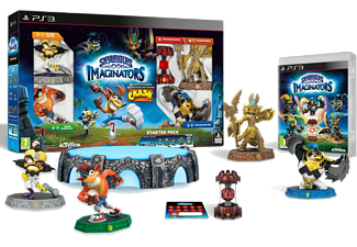PS3 Skylanders Imaginators - Crash Edition