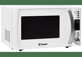 Microondas - Candy CMXG 25 DCW, Grill, 900 W, 5 niveles, Función descongelación, 25 l, Cook In App, Blanco