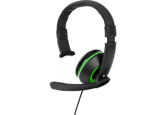 Auricular Gaming - Gioteck XH-50 Wired Mono Negro/Verde para PS4