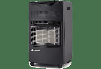 Estufa de gas - Orbegozo HCE 73, 4200 W, Sistema cerámico, Gas butano, 3 niveles de potencia