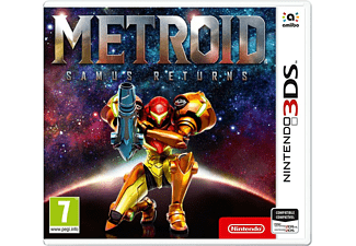 Nintendo 3DS Metroid Samus Return