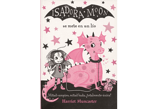 Isadora Moon se mete en un lío - Harriet Muncaster