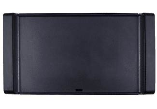 Plancha de asar - Jata GR608 XL, Eléctrica, 2100W, Antiadherente, 500x295 mm, Negro