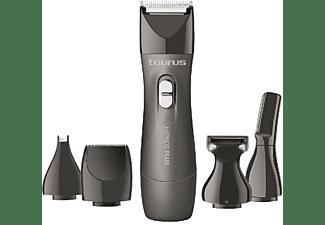 Barbero - Cortapelos - Afeitadora Multifunción - Taurus Hipnos Plus, 5 cabezales intercambiables,