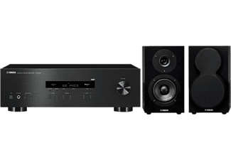 Equipo de sonido - Yamaha 202D/R150 Bluetooth, 230W, Negro