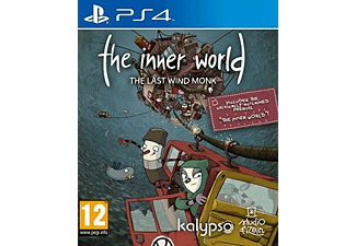 PS4 The Inner World: the Last Wind Monk