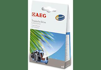 Accesorio aspirador - Ambientador AEG 900167784, Aroma a Coco, 4 piezas