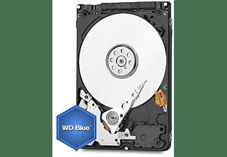 """REACONDICIONADO Disco duro 2TB - Western Digital WD Blue, 2.5"""", Híbrido, SATA, 6 Gb/s, 5200 RPM, 8 MB"""