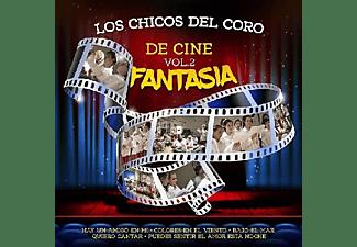 Los chicos del coro - De cine Vol 2. Fantasía - CD